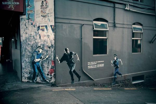 37 Street Art Fun et créatifs – vol6 10