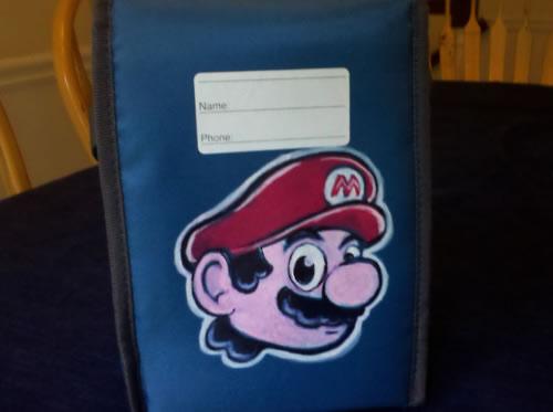 De beaux dessins sur des sacs en papier 31