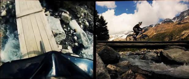 BI|KE - Mountain Bike filmé en caméras Symétriques 2