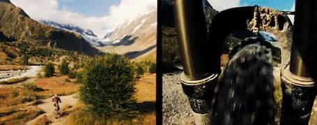 BI KE - Mountain Bike filmé en caméras Symétriques 1