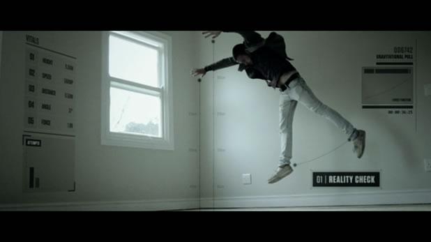 Gravity 2000 fps - Director's Cut