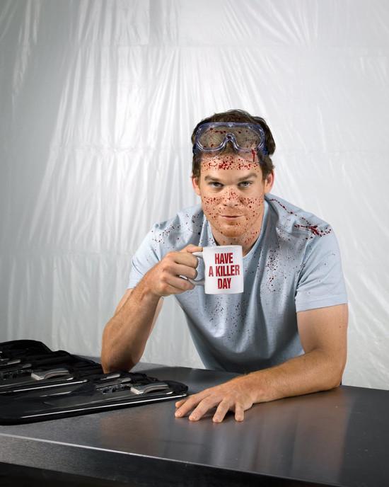Nouvelles affiches pour Dexter Saison 6 2