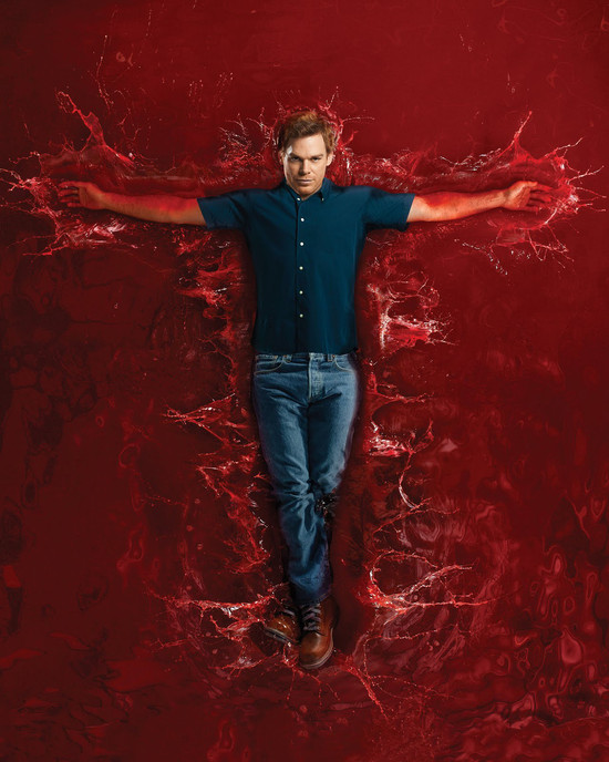 Nouvelles affiches pour Dexter Saison 6 3
