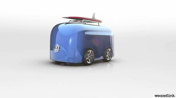Volkswagen Peoples Car Project Morphing