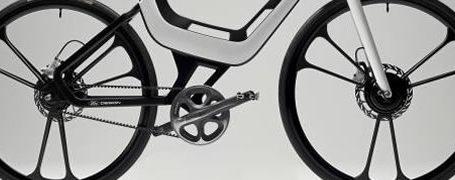 Concept E-Bike Ford 3