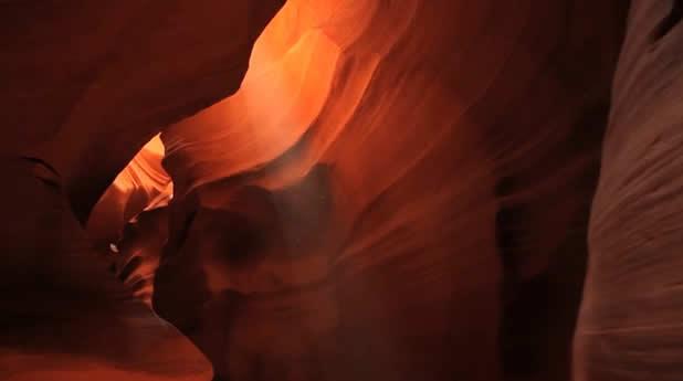 Time - Superbe vidéo des glaciers au desert 2