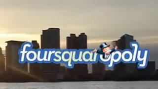 Foursquaropoly - Géolocalisation et socialgaming  1