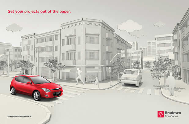 80+ publicités créatives et designs d'août 2011 70