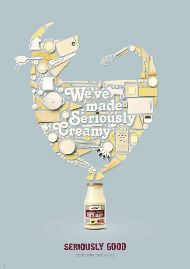 80+ publicités créatives et designs d'août 2011 62