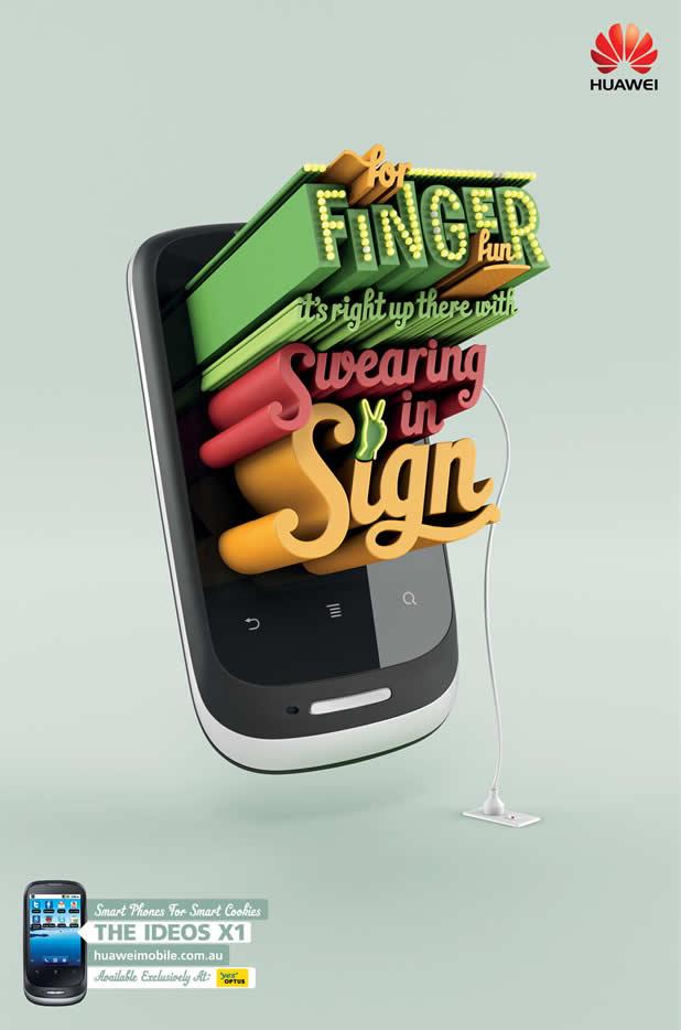 80+ publicités créatives et designs d'août 2011 58