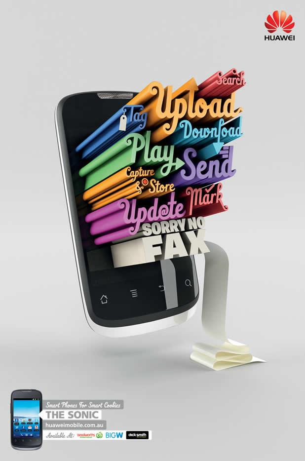 80+ publicités créatives et designs d'août 2011 54