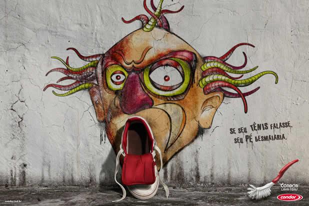 80+ publicités créatives et designs d'août 2011 79