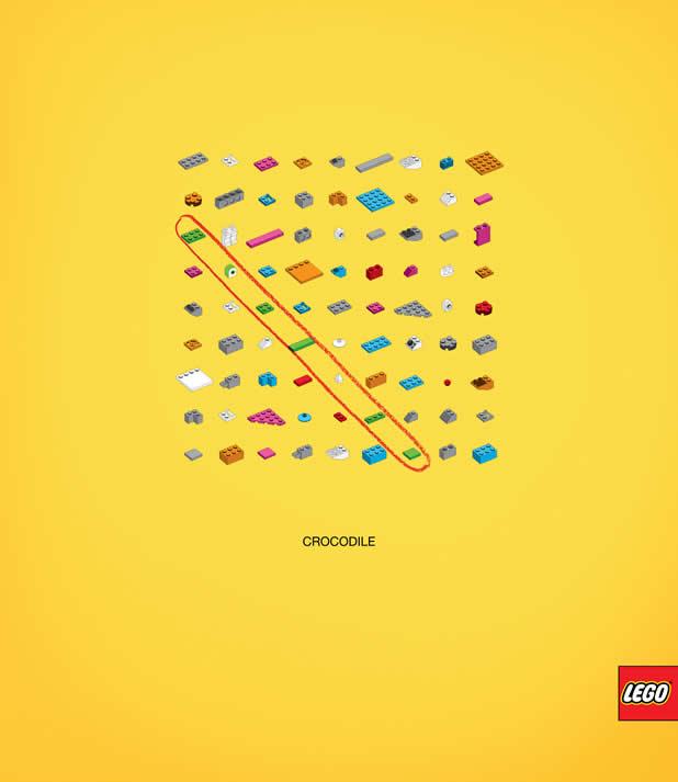 80+ publicités créatives et designs d'août 2011 50