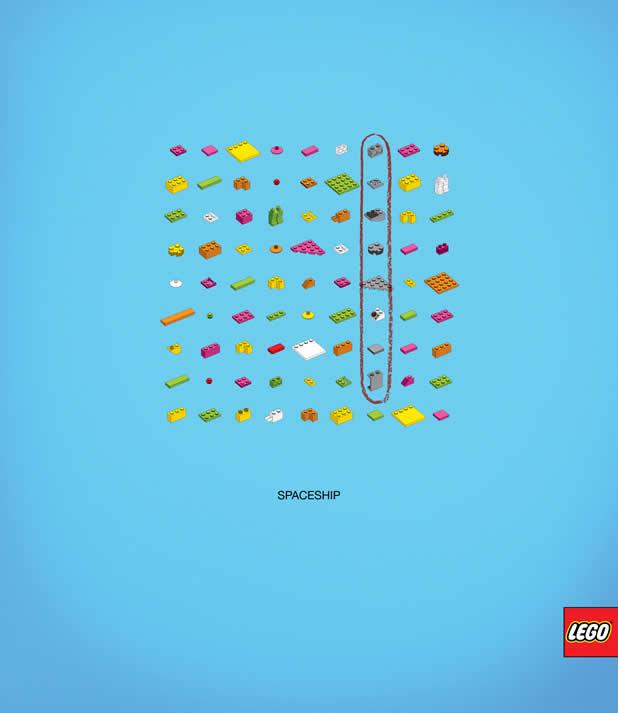 80+ publicités créatives et designs d'août 2011 49