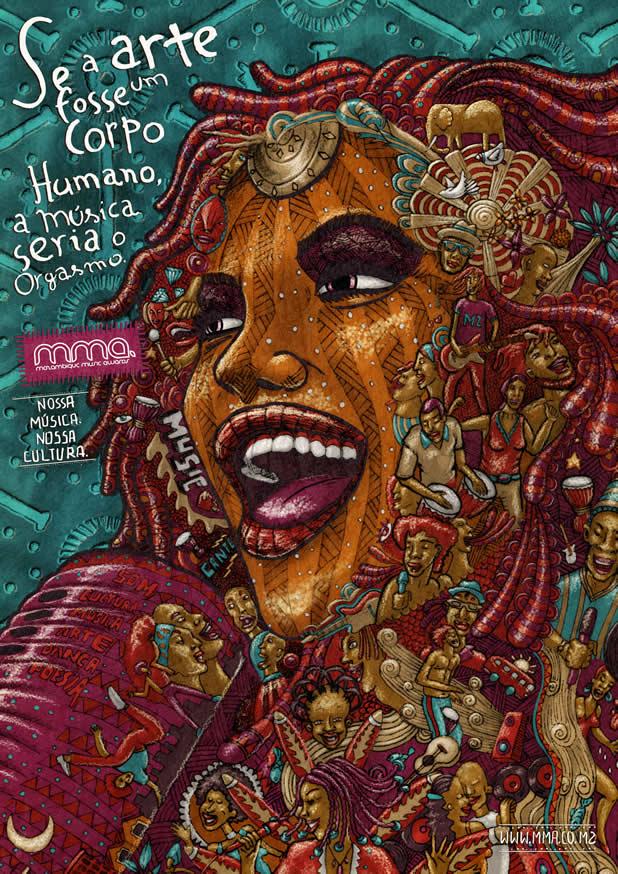 80+ publicités créatives et designs d'août 2011 41
