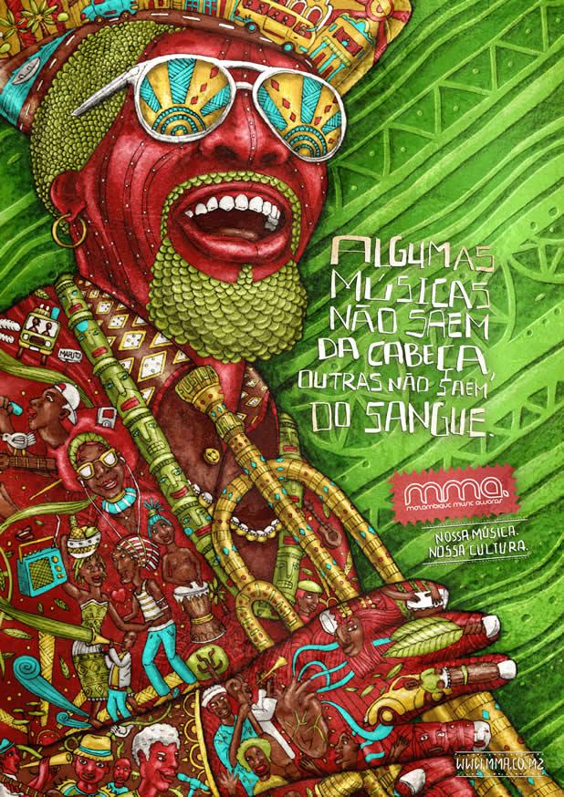 80+ publicités créatives et designs d'août 2011 40