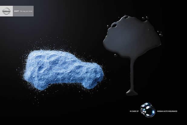 80+ publicités créatives et designs d'août 2011 31