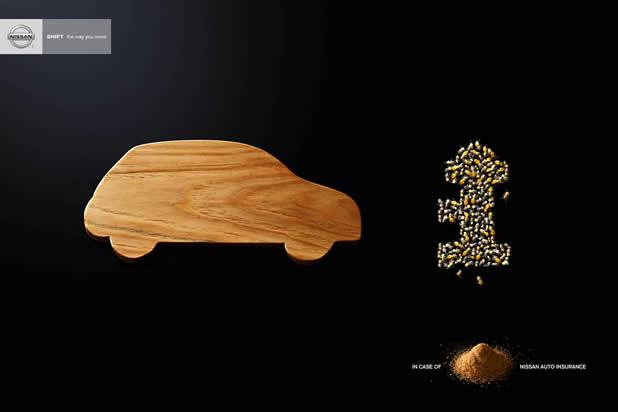 80+ publicités créatives et designs d'août 2011 29