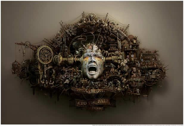 80+ publicités créatives et designs d'août 2011 27