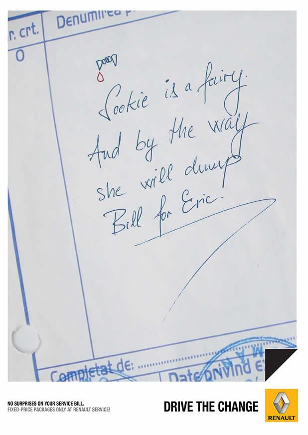 80+ publicités créatives et designs d'août 2011 20