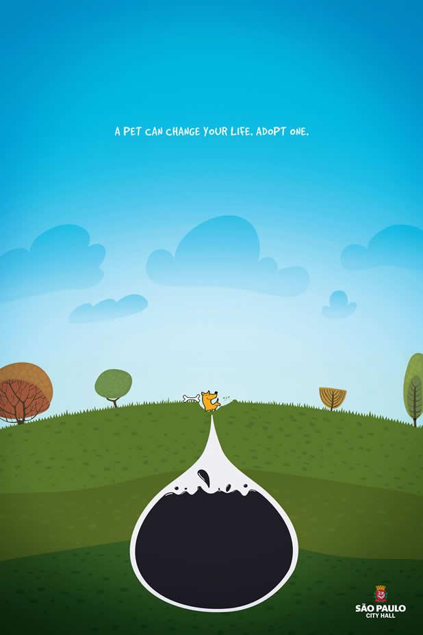 80+ publicités créatives et designs d'août 2011 17
