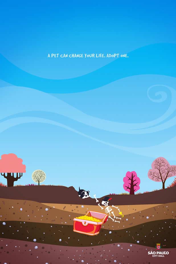 80+ publicités créatives et designs d'août 2011 16