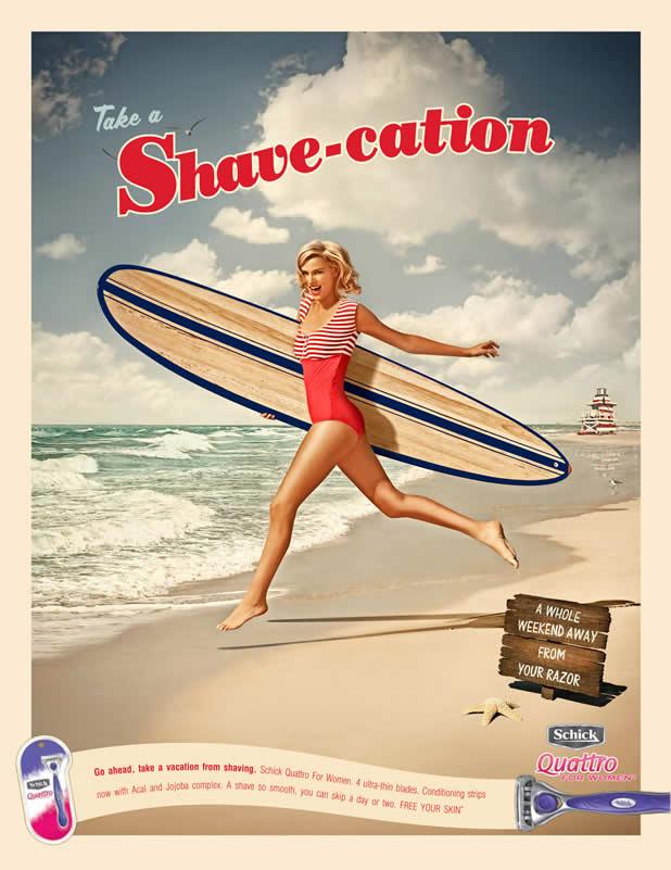 80+ publicités créatives et designs d'août 2011 14