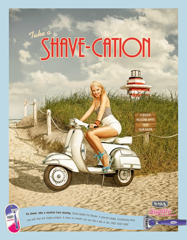 80+ publicités créatives et designs d'août 2011 13