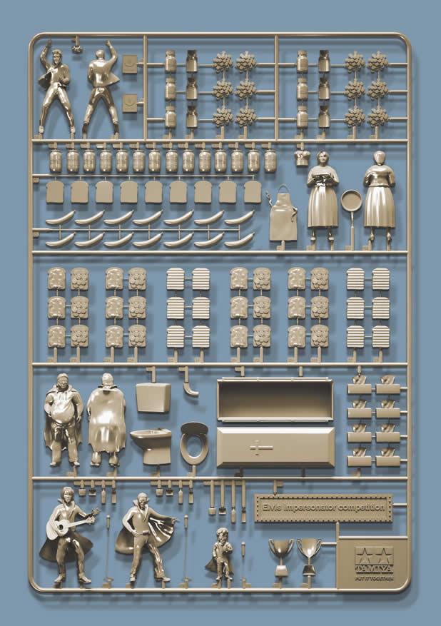 80+ publicités créatives et designs d'août 2011 11