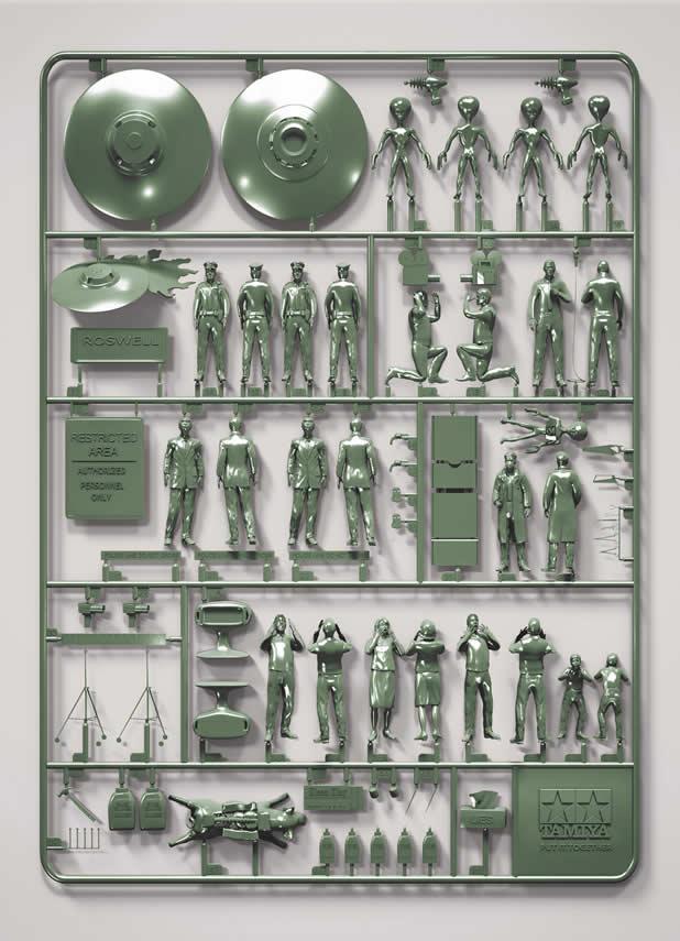 80+ publicités créatives et designs d'août 2011 7