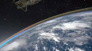 TimeLapse de la terre vue d'un satellite