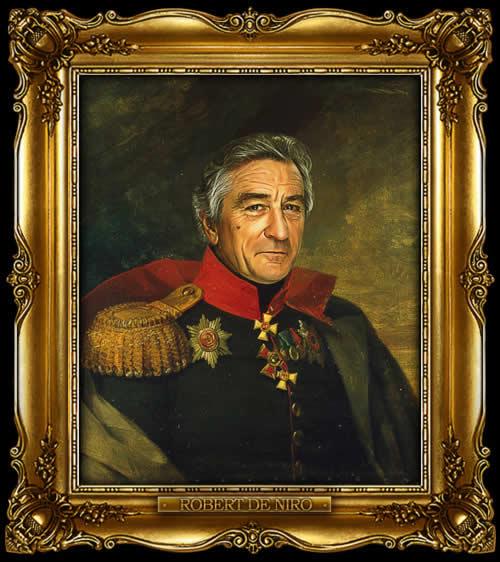 Les personnes célèbres à la mode général Russe 6