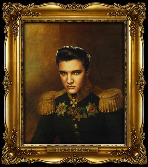 Les personnes célèbres à la mode général Russe 7