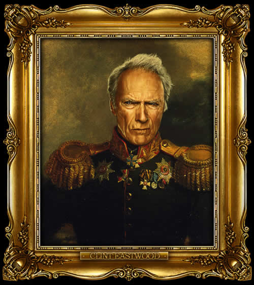 Les personnes célèbres à la mode général Russe 11
