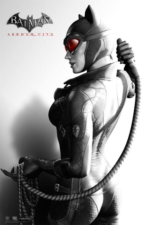 Les posters pour Batman Arkham City 3