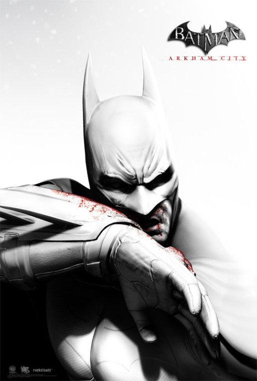 Les posters pour Batman Arkham City 12