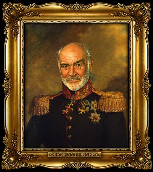 Les personnes célèbres à la mode général Russe 14