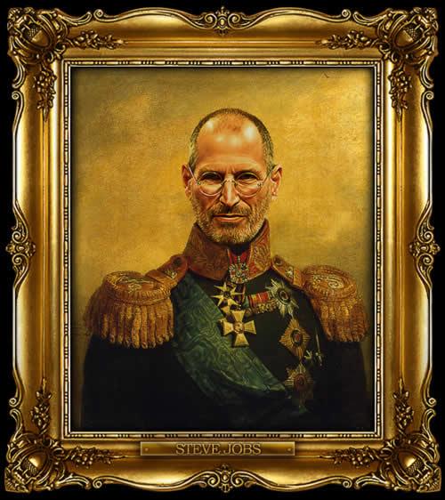 Les personnes célèbres à la mode général Russe 2