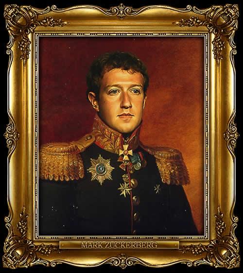 Les personnes célèbres à la mode général Russe 16
