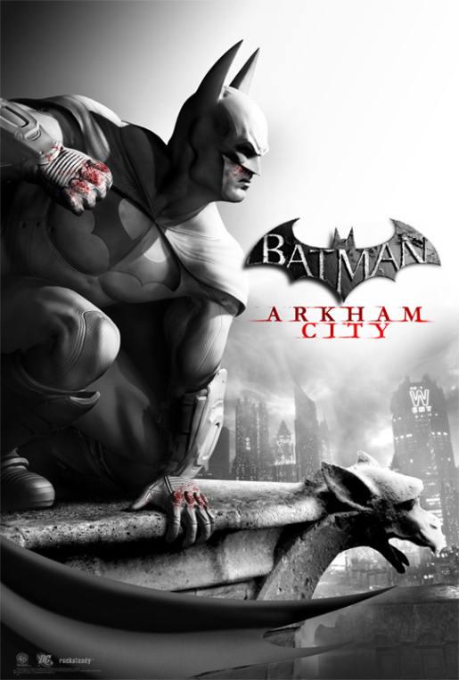 Les posters pour Batman Arkham City 6