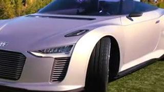 Concept Car Audi E-tron Spider 1
