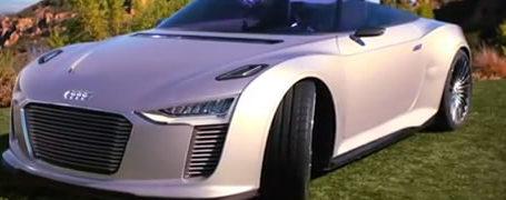 Concept Car Audi E-tron Spider 5