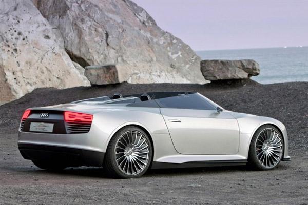 Concept Car Audi E-tron Spider 2