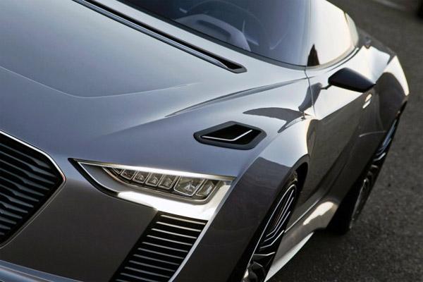 Concept Car Audi E-tron Spider 4