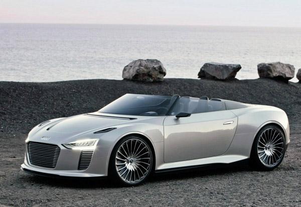 Concept Car Audi E-tron Spider 6