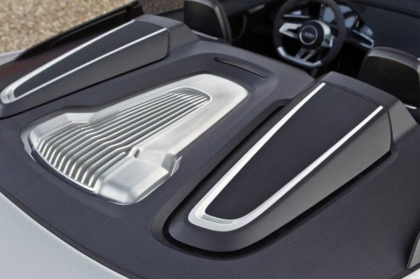 Concept Car Audi E-tron Spider 7