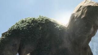 Le géant de pierre - Johnnie Walker