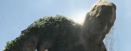 Le géant de pierre - Johnnie Walker 9