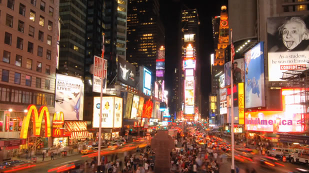 Metropolis - A New York City Timelapse 2