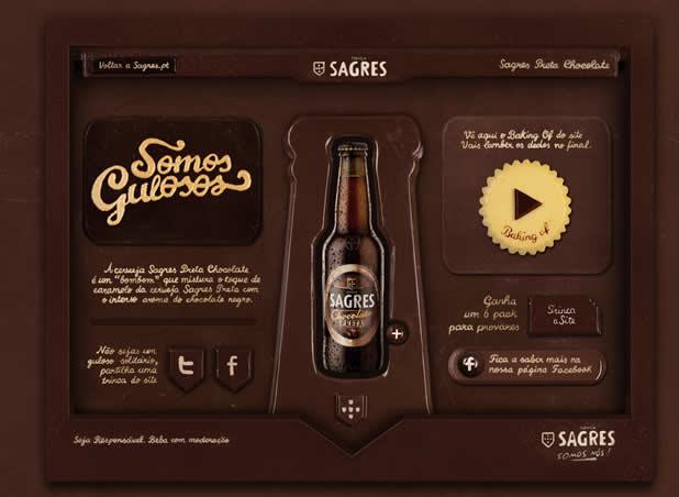 Comment un site web est créé tout en chocolat 2